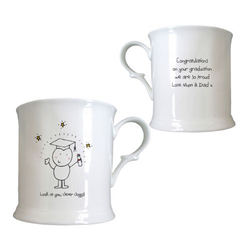 Chilli & Bubbles Graduation Half Pint Tankard